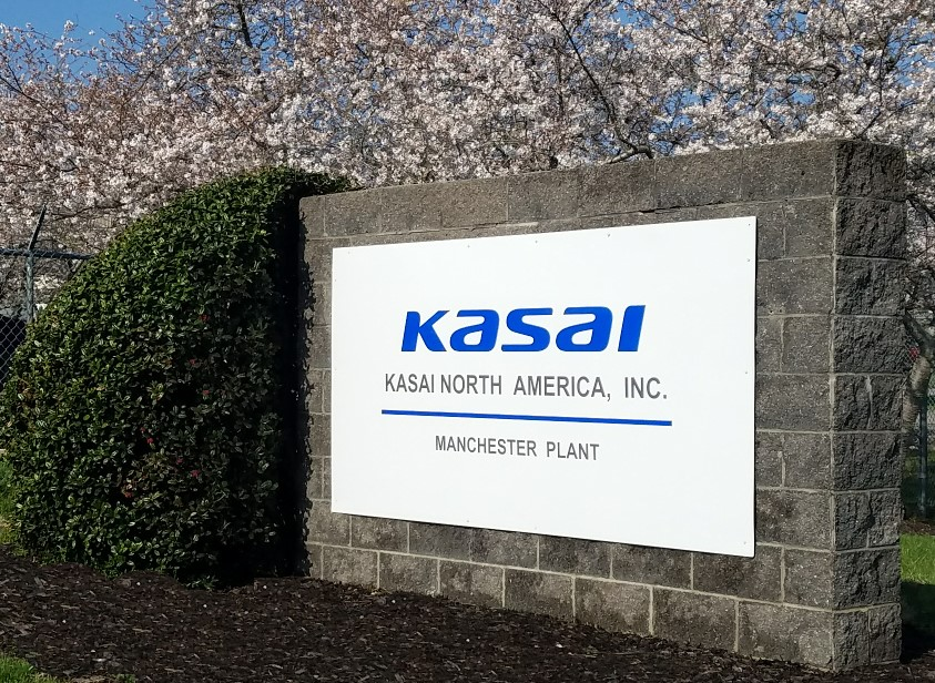 Kasai Manchester, an Automotive Interior Trim Manufacturers of Vehicle Headliner, Vehicle Door Trim, Trunk Trim, and Injection Molding